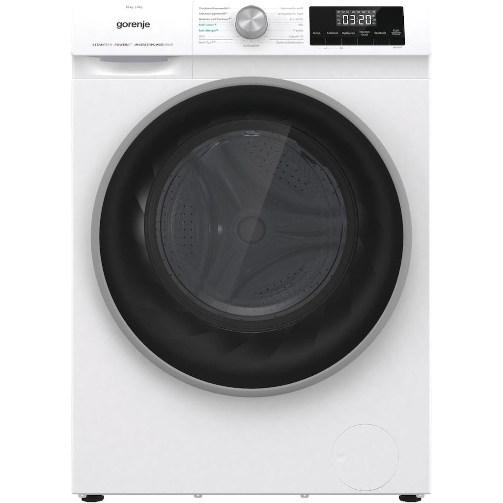 GORENJE Waschtrockner »WD10514PS«