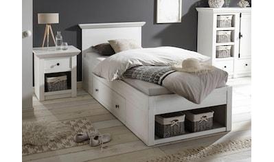 Home affaire Bett »California«, im wunderschönen Landhausstil kaufen