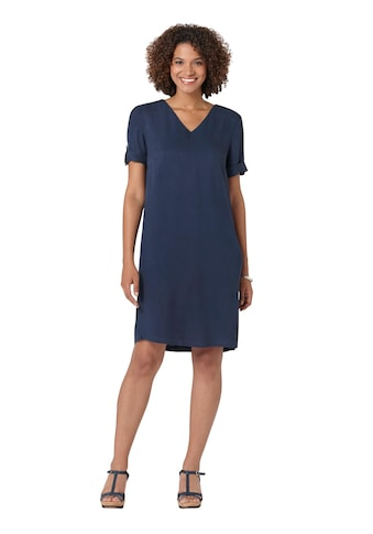 Casual Looks Kleid aus hochwertiger Twill - Viskose kaufen