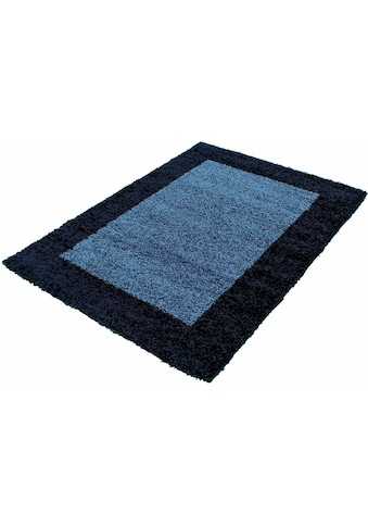 Ayyildiz Hochflor-Teppich »Life Shaggy 1503«, rechteckig, 30 mm Höhe, Wohnzimmer kaufen