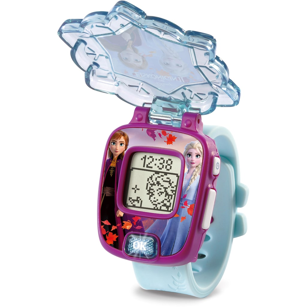 Vtech® Kindercomputer »Frozen 2 Lernuhr«