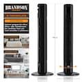 Brandson Turmventilator »Säulenventilator / Lüfter mit 96 cm«, mit Fernbedienung