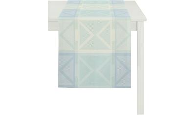Tischläufer, »VERONA, LOFT STYLE, Jacquard«, APELT (1 - tlg.) kaufen