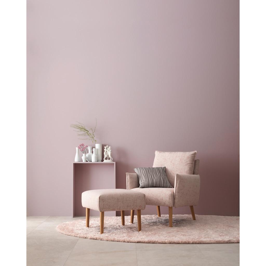 SCHÖNER WOHNEN-Kollektion Wandfarbe »Designfarben«, elegantes Puderrosa Nr. 19, feinmatt 2,5 l