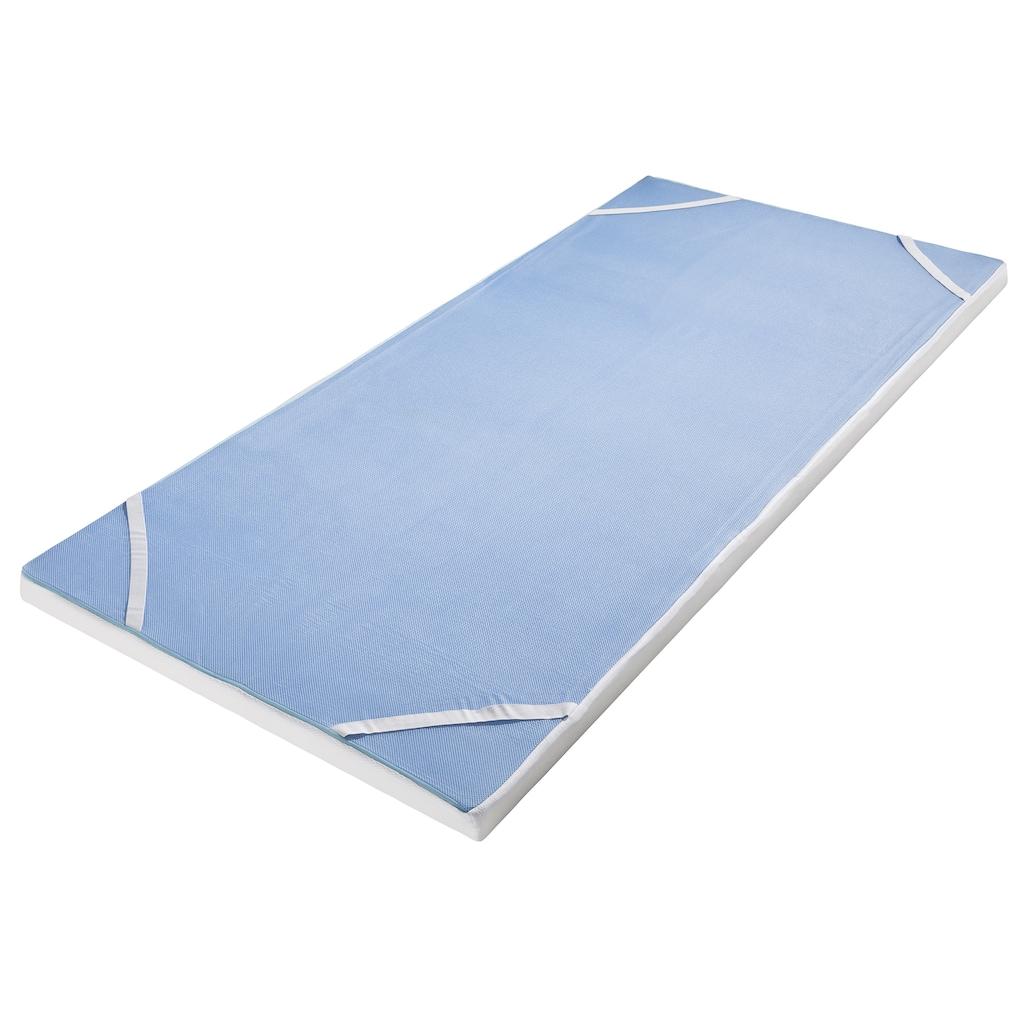 Traumecht Topper »Albe«, (1 St.), kühlender Bezug - ideal im Sommer oder für Schwitzer
