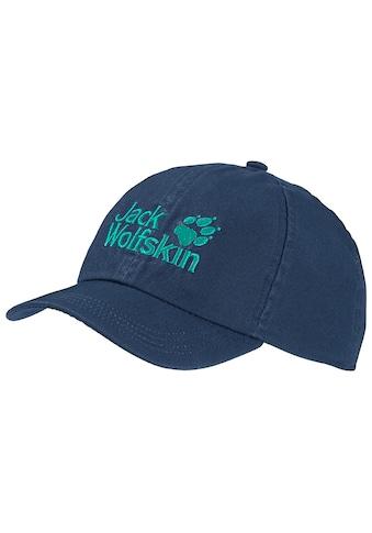 Jack Wolfskin Baseball Cap »KIDS BASEBALL CAP« kaufen