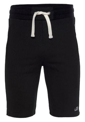 Ocean Sportswear Sweatshorts »Relax Fit«, mit Reißverschlusstaschen kaufen