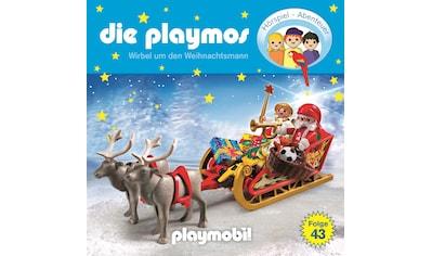 Musik - CD (43)Wirbel Um Den Weihnachtsmann / Playmos,Die, (1 CD) kaufen