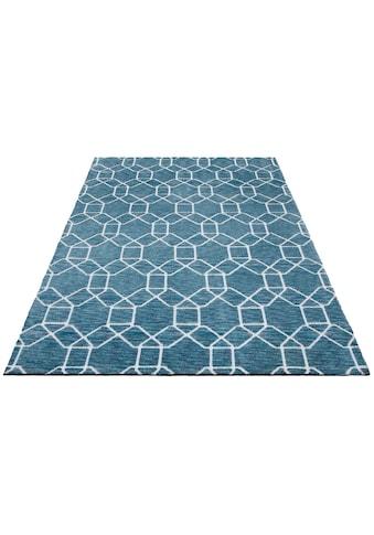 Home affaire Teppich »Edward«, rechteckig, 10 mm Höhe, Besonders weich durch... kaufen