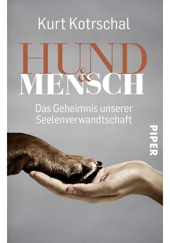 Buch »Hund & Mensch / Kurt Kotrschal« kaufen