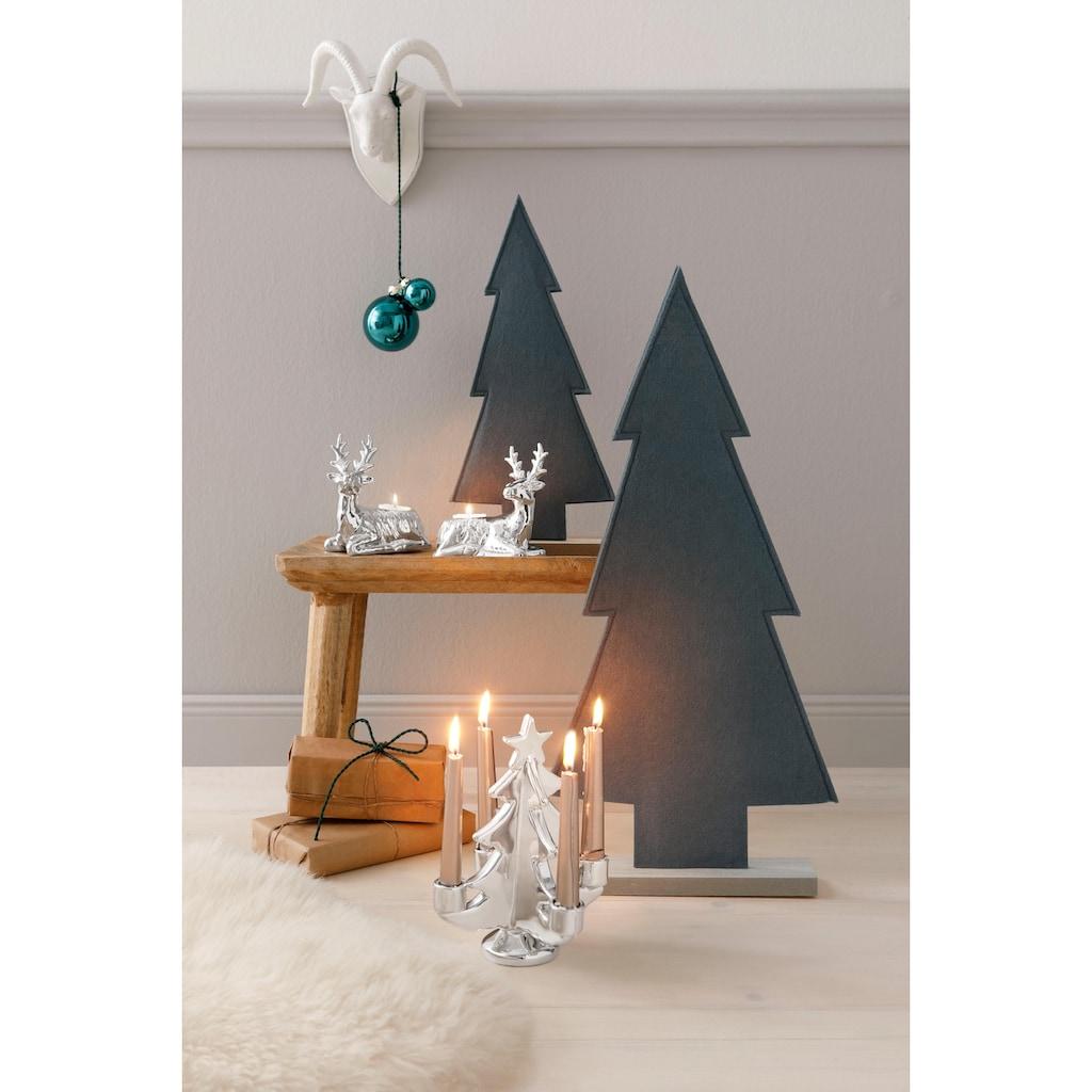 Home affaire Adventsleuchter »Weihnachtsbaum«