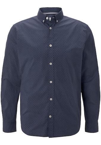 TOM TAILOR Langarmhemd kaufen