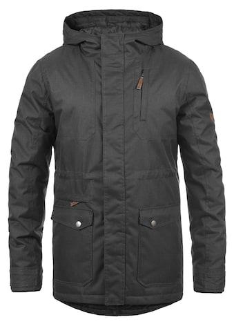 Solid Winterjacke »Bello«, warme Jacke lang geschnitten kaufen