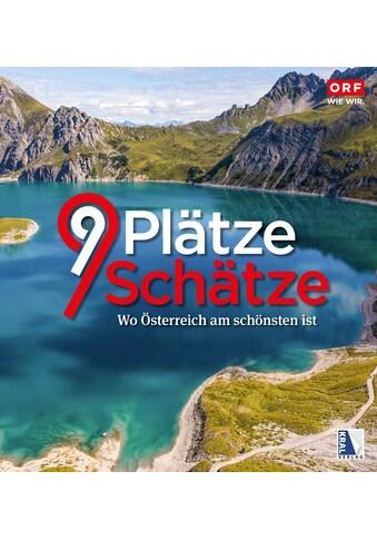 Buch »9 Plätze 9 Schätze (Ausgabe 2020) / Orf« kaufen