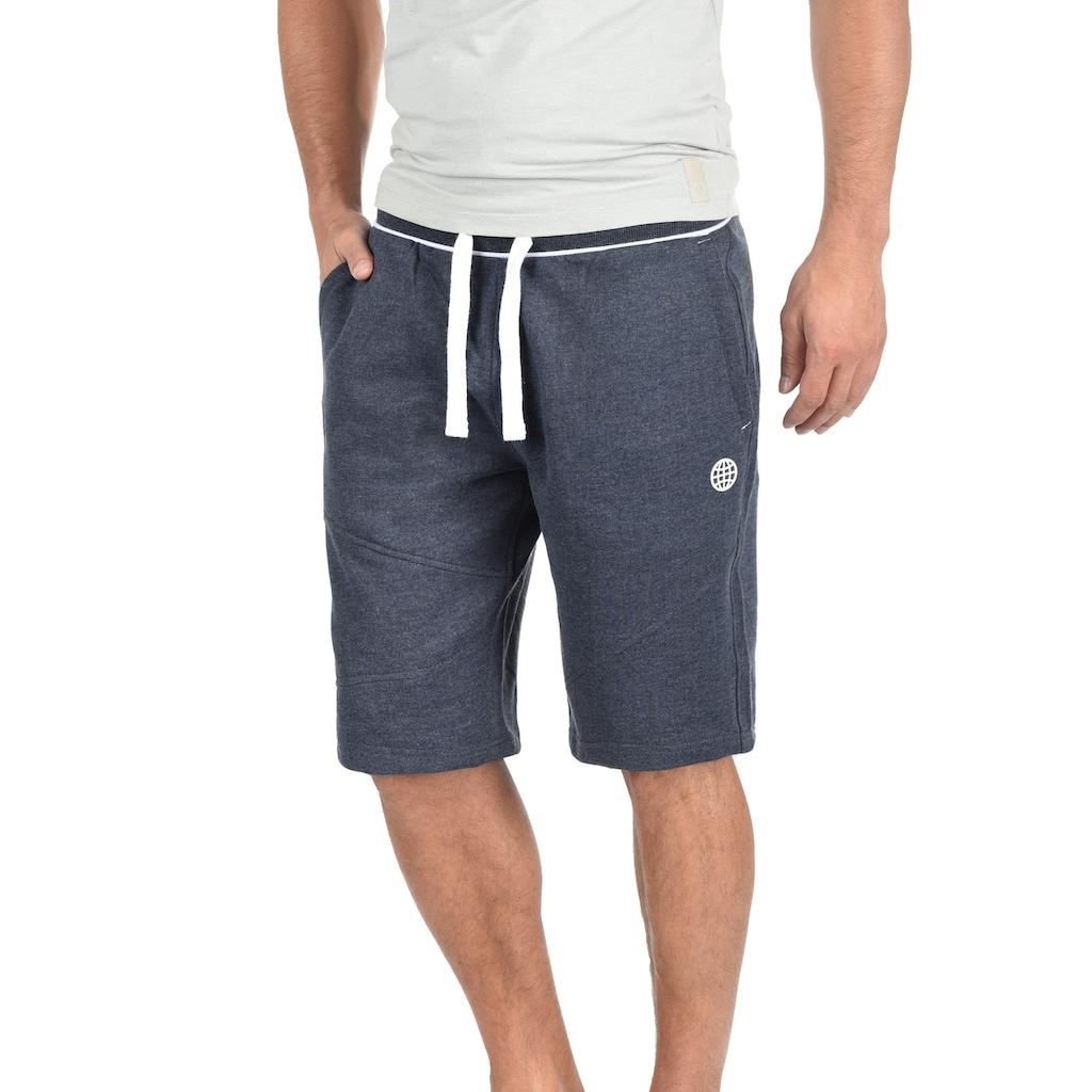 Blend Sweatshorts »Saresen«, kurze Hose mit Kontrastkordeln