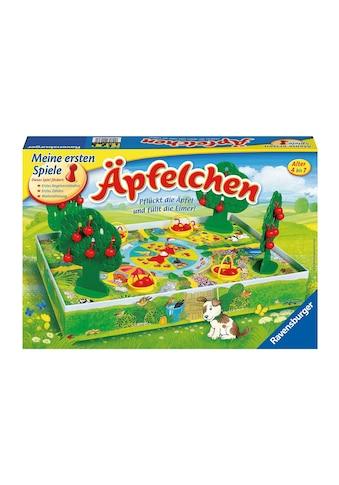 """Ravensburger Spiel, """"Pflückt die Äpfel und füllt die Eimer!"""" kaufen"""
