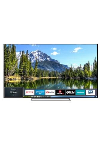 Toshiba LED - Fernseher (43 Zoll, 4K UHD, Smart TV, Triple - Tuner) »43VL5A63DG« kaufen