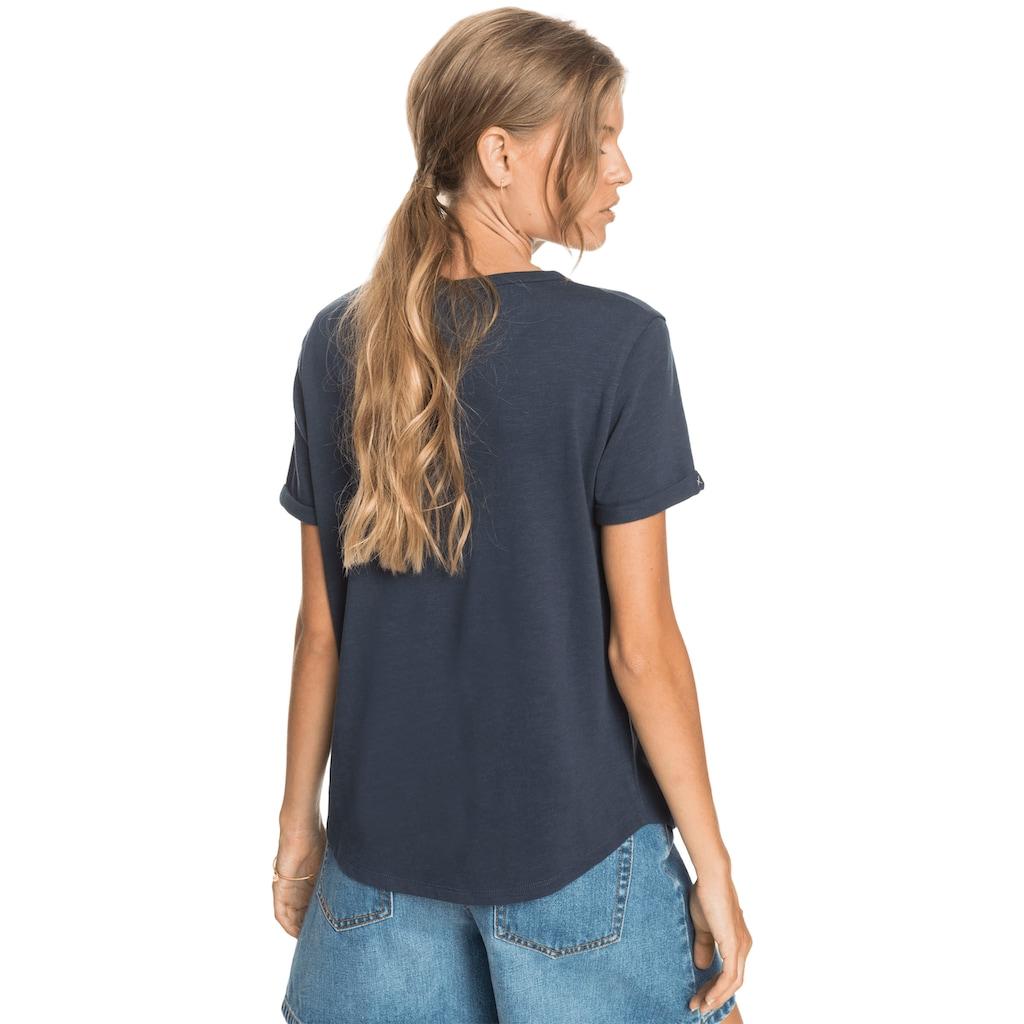 Roxy T-Shirt »OCEANHOLIC«