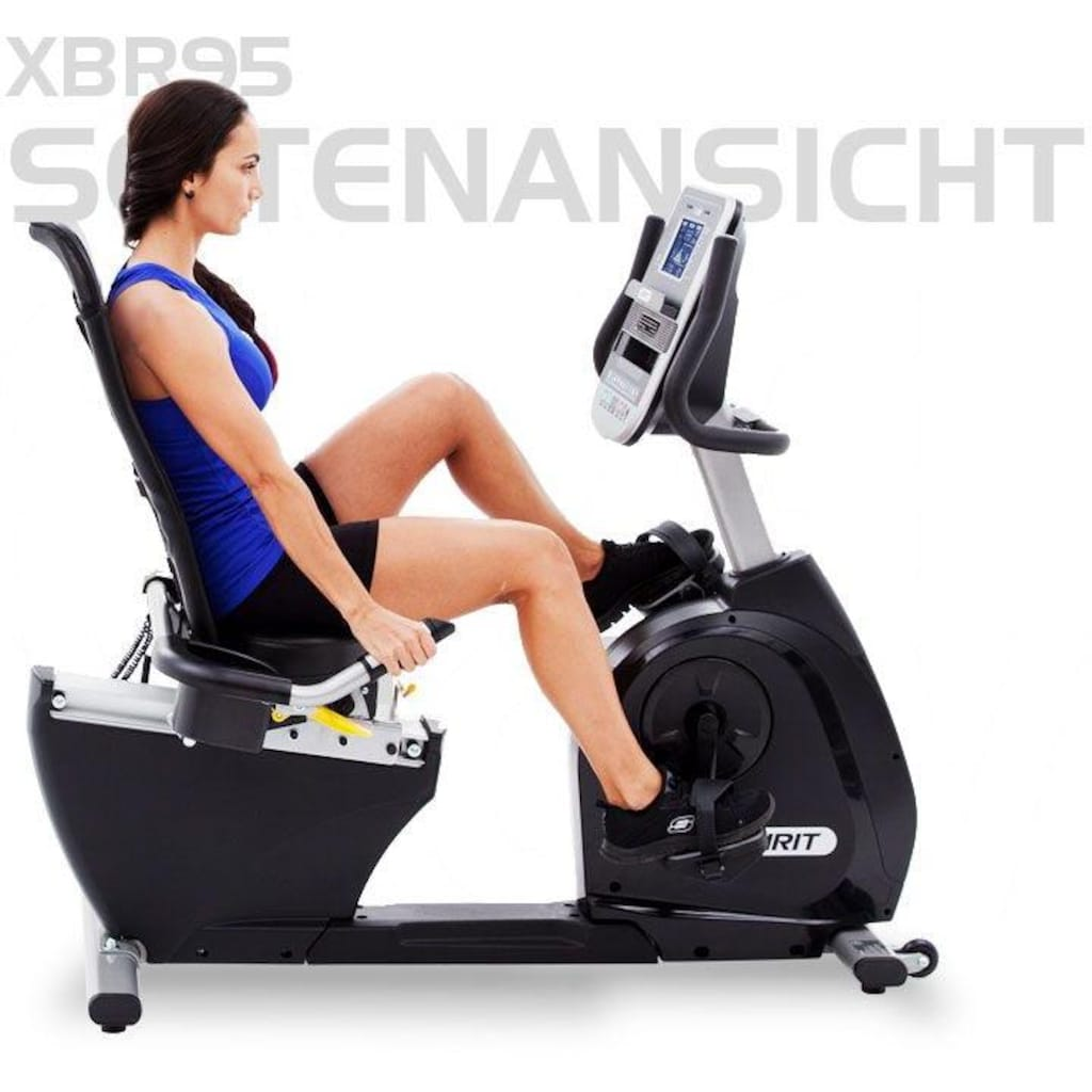 Spirit Fitness Sitz-Ergometer »XBR 95«