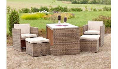 MERXX Gartenmöbelset »Merano« kaufen