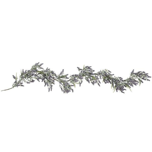 Girlande Lavendel