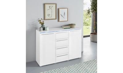 Helvetia Sideboard »AMBER«, Breite 132 cm kaufen