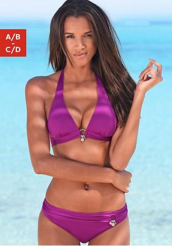 s.Oliver Triangel-Bikini, mit Accessoires kaufen