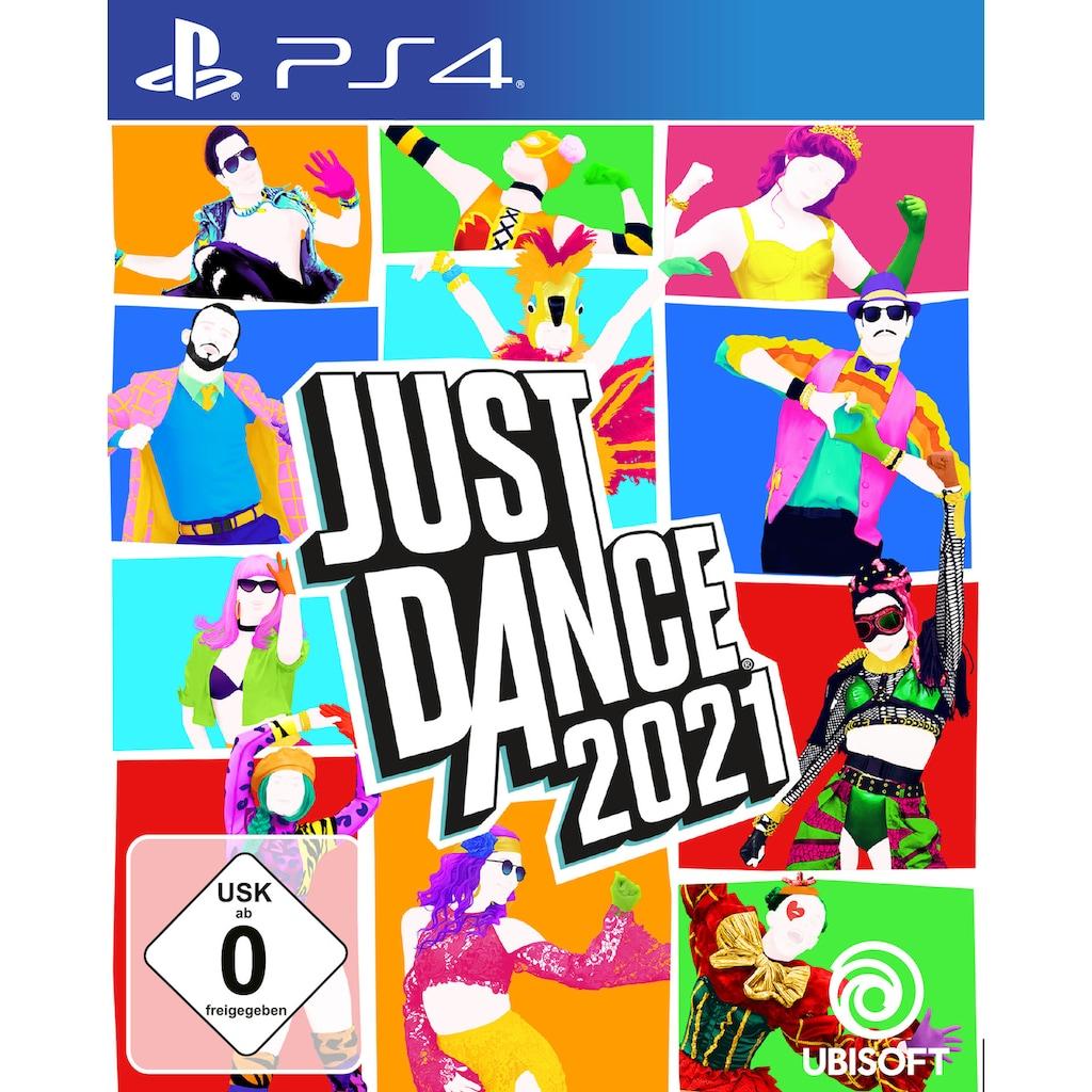 UBISOFT Spiel »Just Dance 2021«, PlayStation 4