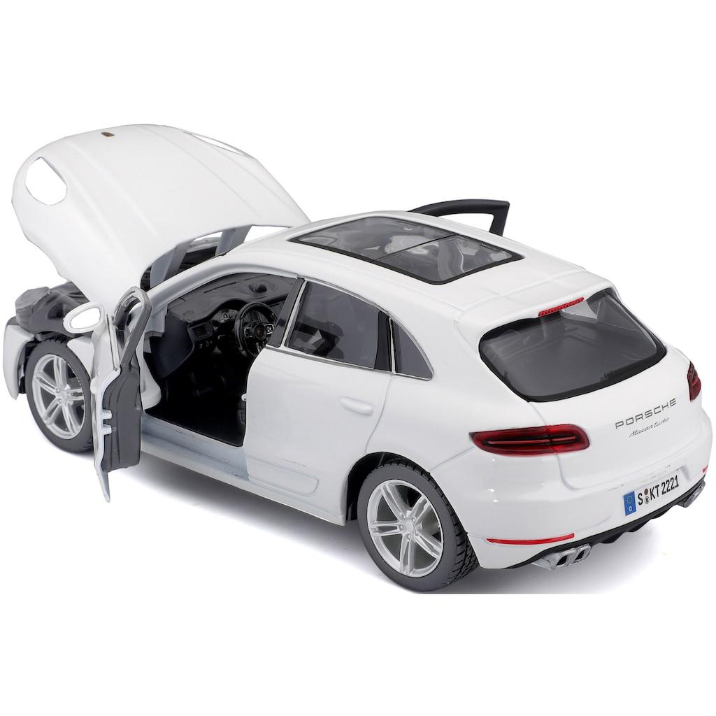 Bburago Sammlerauto »Porsche Macan«, 1:24