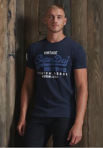 Superdry Rundhalsshirt »VL NS TEE« kaufen
