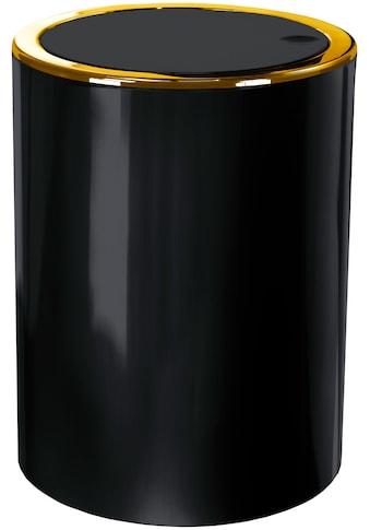 KLEINE WOLKE Schwingdeckel - Abfalleimer »Clap«, 5 Liter kaufen