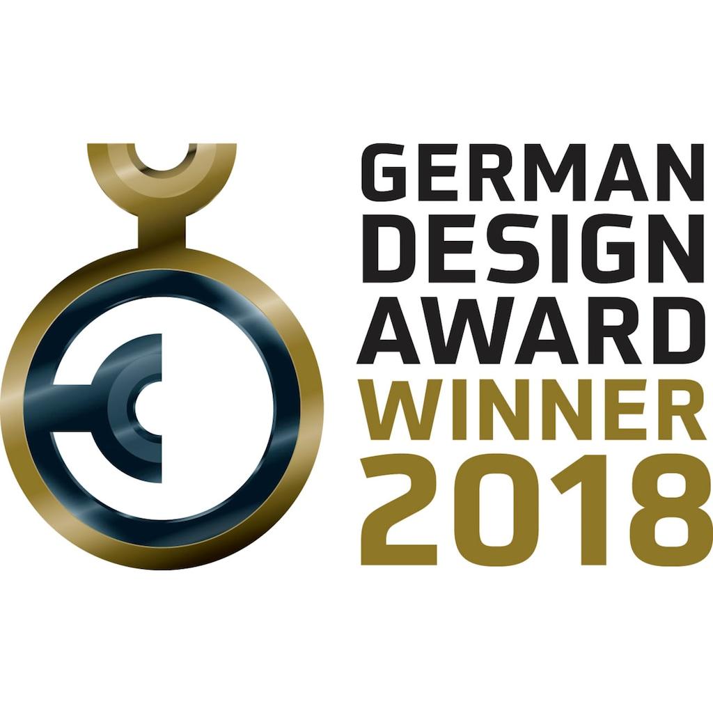 Müller SMALL LIVING Einzelbett »FLAI«, ohne Kopfteil, ausgezeichnet mit dem German Design Award 2018