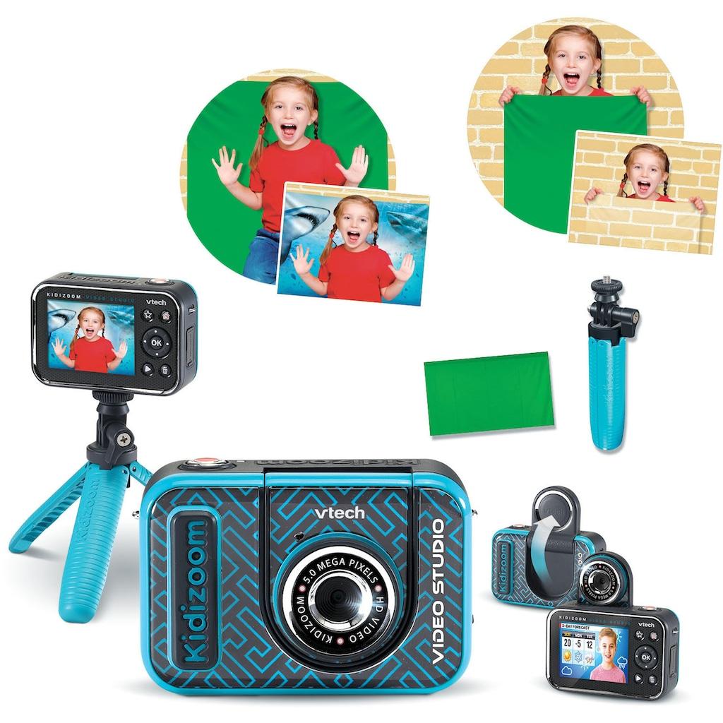 Vtech® Kinderkamera »KidiZoom Video Studio HD«, inkl. Selfie-Funktion und Ministativ