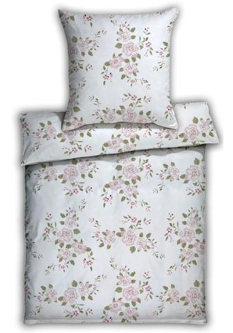 Bettwäsche »Rose, Mako-Satin« kaufen