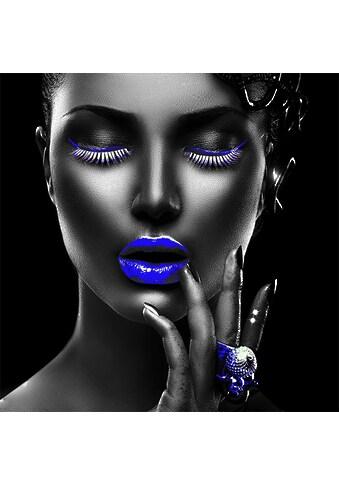 Leonique Acrylglasbild »Gesicht« kaufen
