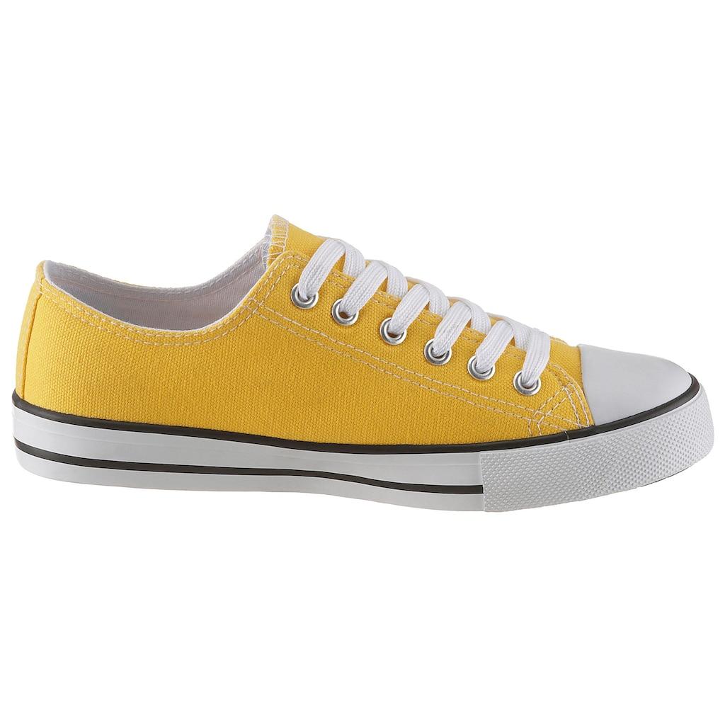 CITY WALK Sneaker, im Basic-Look