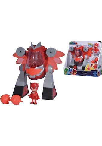 SIMBA Roboter »PJ Masks, Turbo Roboter Eulette«, mit Lichteffekten kaufen