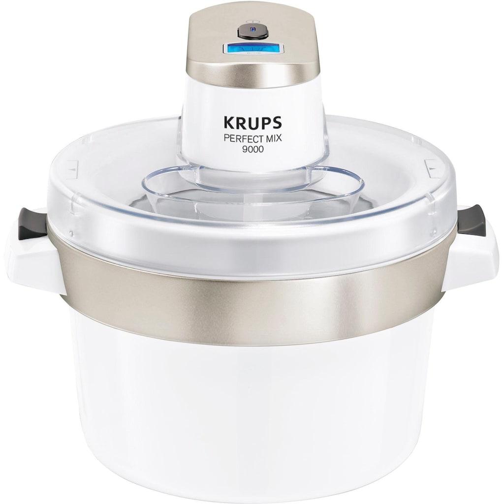 Krups Eismaschine »VENISE GVS 241 Perfect Mix 9000«, 1,6 l, 6 W