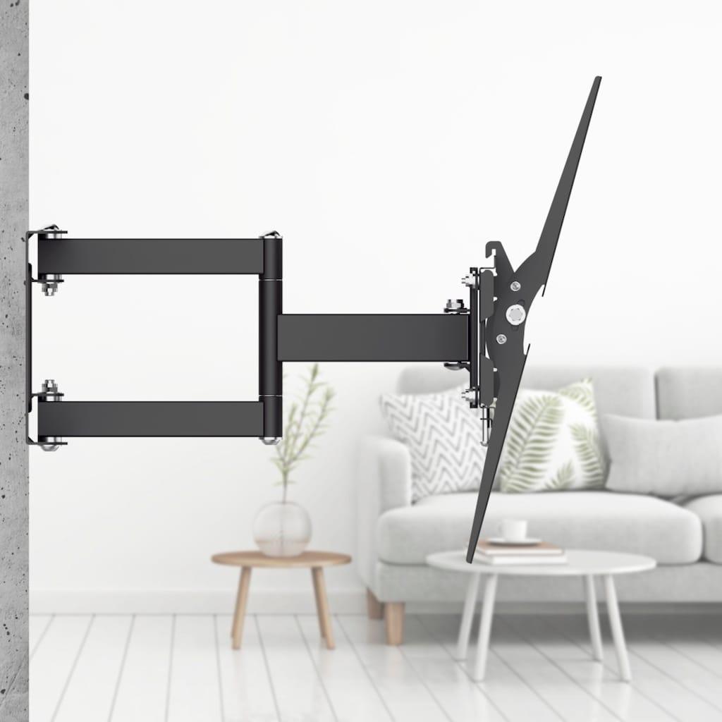 Hama TV Wandhalter, bis 165cm (65 Zoll), vollbeweglich