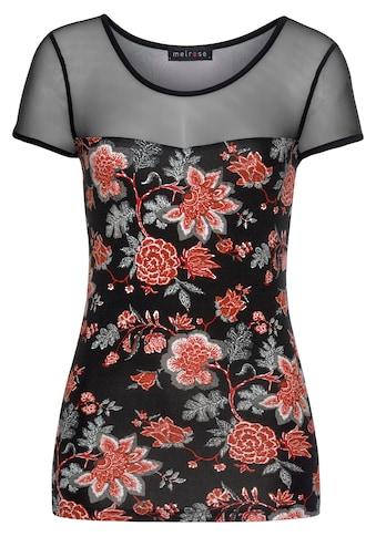 Melrose Rundhalsshirt kaufen