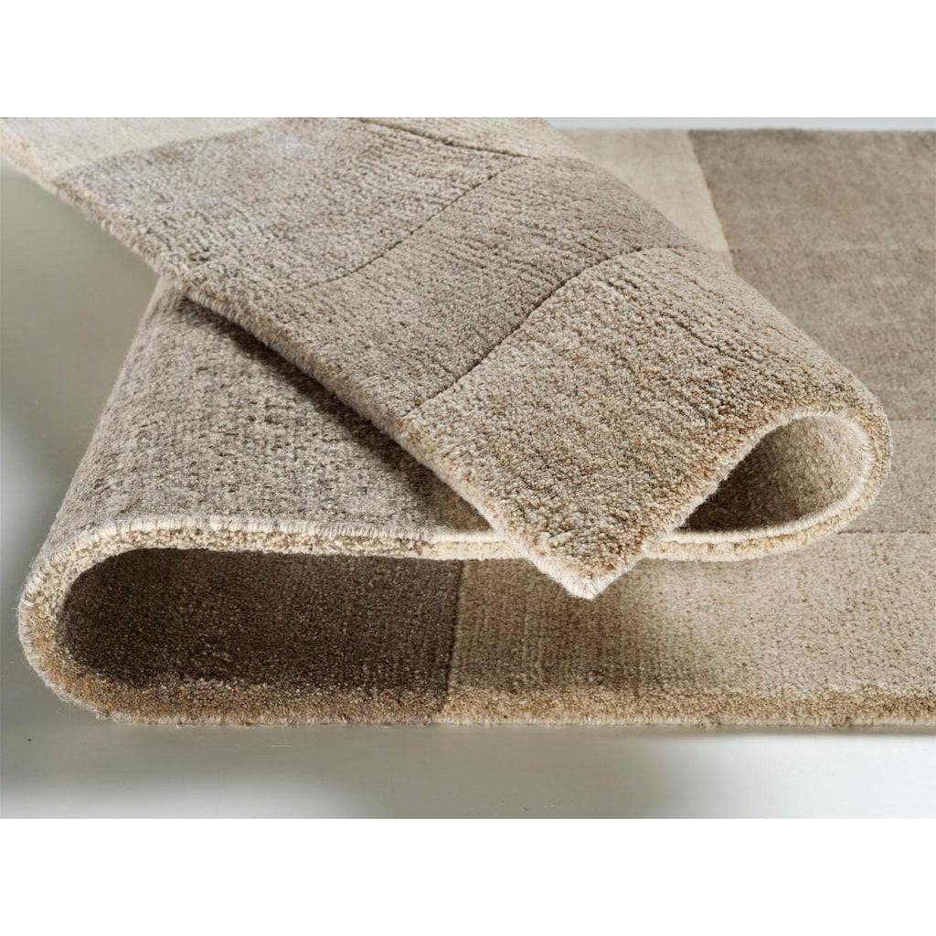 OCI DIE TEPPICHMARKE Teppich »Avantgard Lima«, rechteckig, 20 mm Höhe, handgeknüpft, Wohnzimmer
