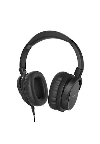 "Thomson TV-Kopfhörer ""HQ"", Over-Ear, Mikrofon, getrennte Lauts kaufen"