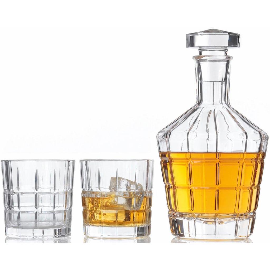LEONARDO Whiskyglas »SPIRITII«, (Set, 3 tlg.), 3-teilig