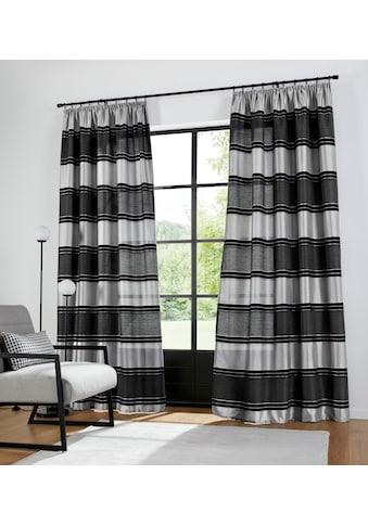 Bruno Banani Vorhang »Hadia« kaufen
