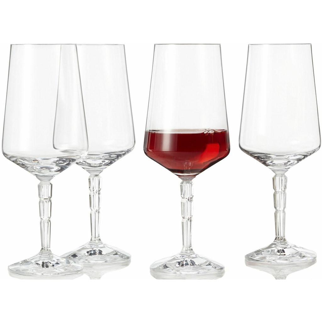 LEONARDO Rotweinglas »SPIRITII«, (Set, 6 tlg.), 6-teilig