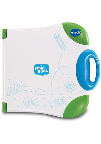 "Vtech® Kindercomputer ""Interaktives Lernbuchsystem, MagiBook, grün"" kaufen"