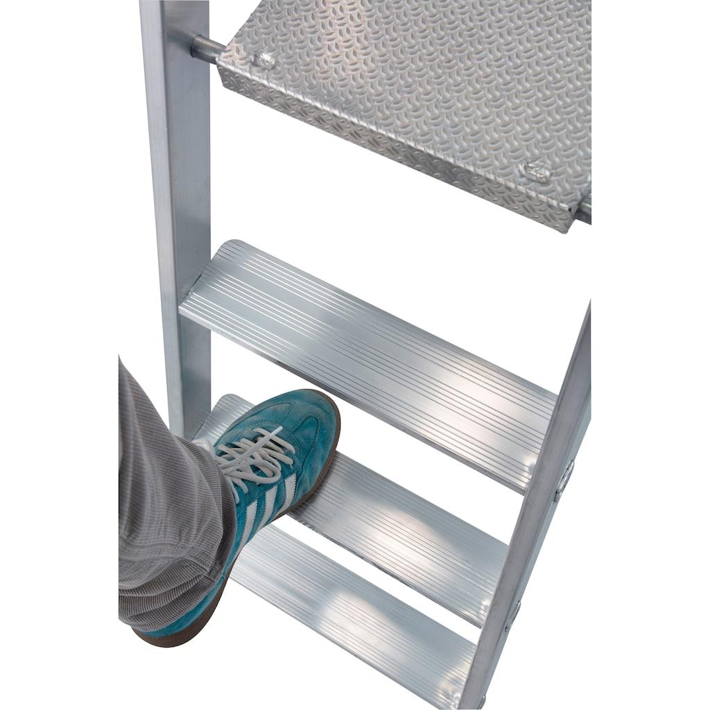 KRAUSE Stehleiter »Solido«