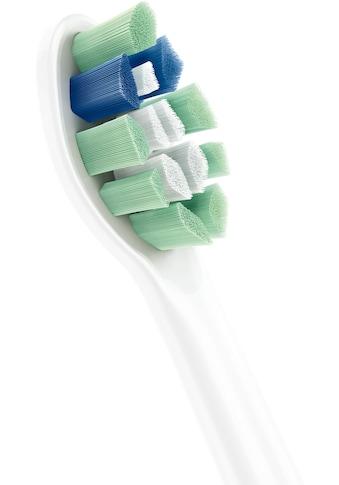 Philips Sonicare Elektrische Zahnbürste »EasyClean HX6512/45«, 2 St. Aufsteckbürsten,... kaufen