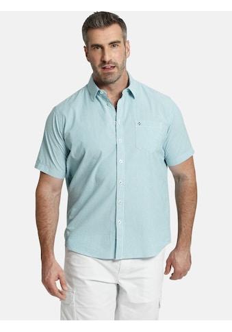 Charles Colby Kurzarmhemd »DUKE XERUS«, Seersucker Streifenhemd kaufen