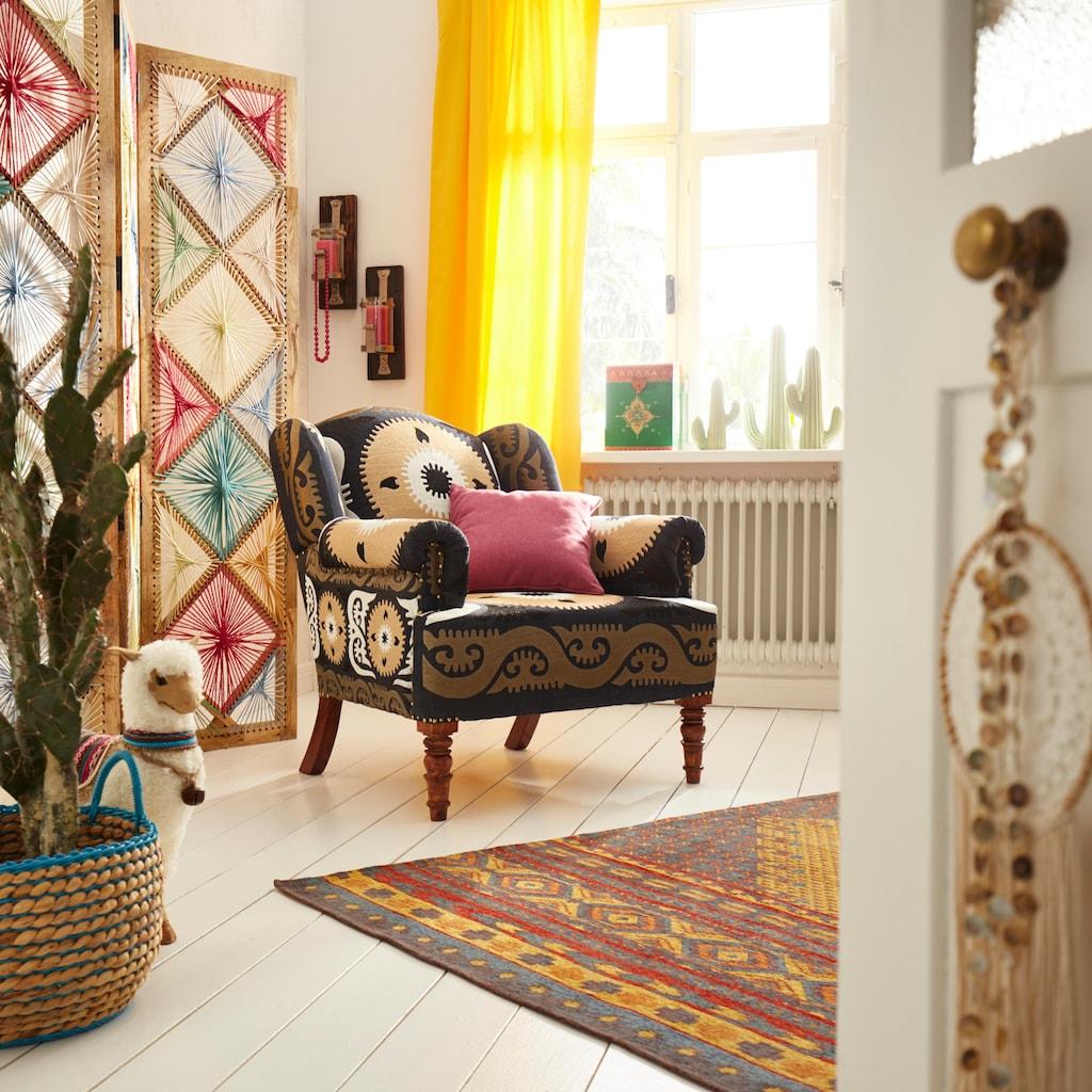 Home affaire Paravent »Verbena«, Breite 153 cm